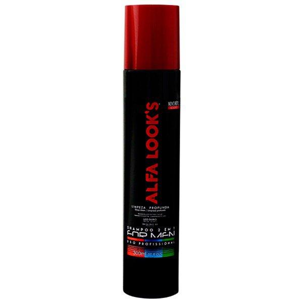 shampoo 2 em 1 300ml