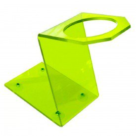 suporte verde