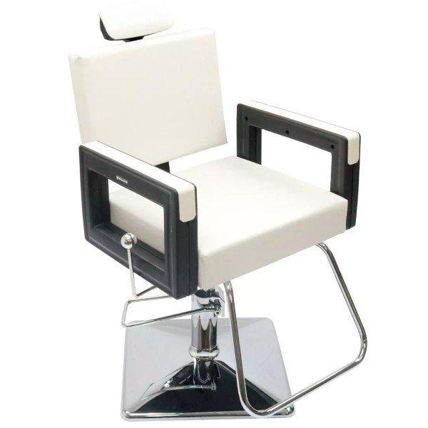 cadeira square branca