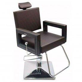cadeira square tabaco