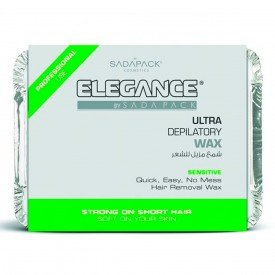 depilatory wax sensivel 400g
