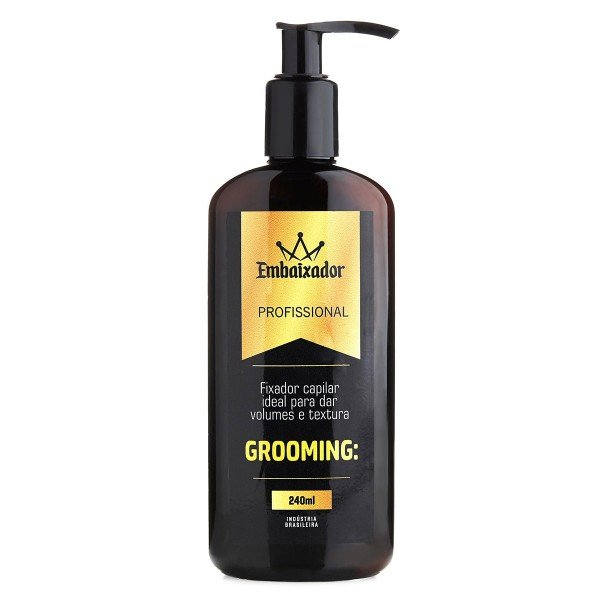 grooming embaixador