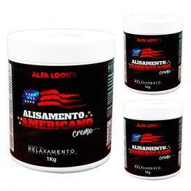 kit 03alisamentro americano