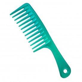 pente dente largo verde