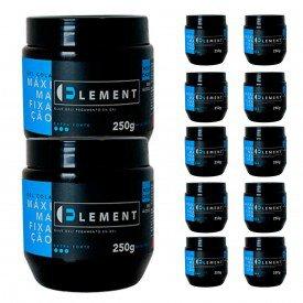 12 gel cola efeito molhado element 01
