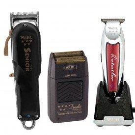 kit senior shaver detailer