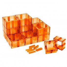organizador laranja