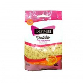 cera perolas natural 200g