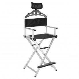 cadeira prata make