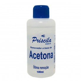 acetona priscila 80ml