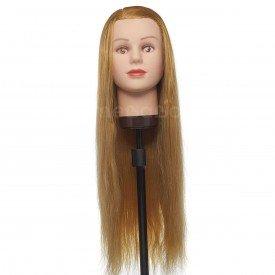 loira cabelo longo