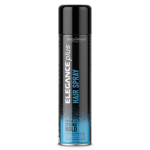 hair spray azul