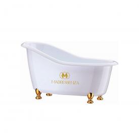 banheira branca 12 5cm