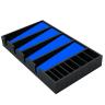 caixa 4 maquinas azul