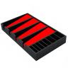 caixa 4 maquinas vermelho