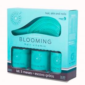 blooming hair