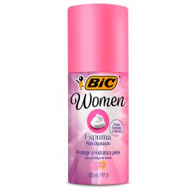 espuma bic women