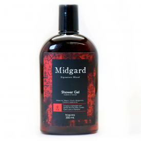 shower gel midgard