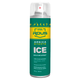 spray ice rous