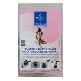 plastico para protecao da palena flor de lis