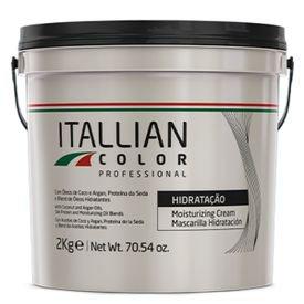hidratante capilar itallian color 2kg
