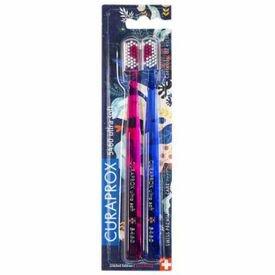 duas escovas curaprox 5460