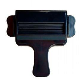 espremedor de tintura preto