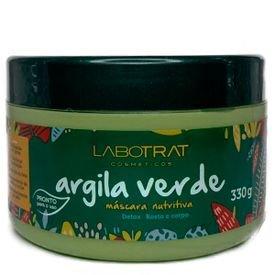 argila verde mascara nutritiva