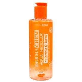 agua micelar vitamina c