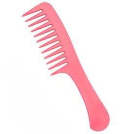 pente rosa basico de bolsa